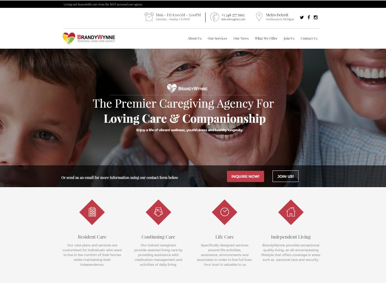 BrandyWynne Agency