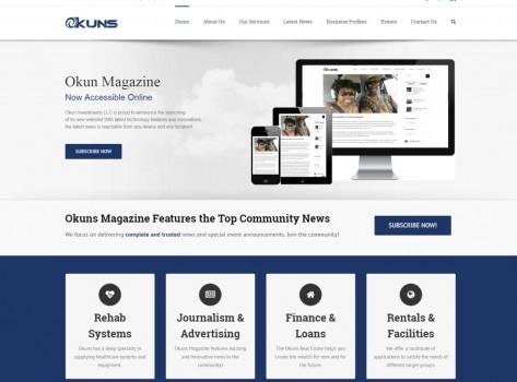 Okuns Magazine