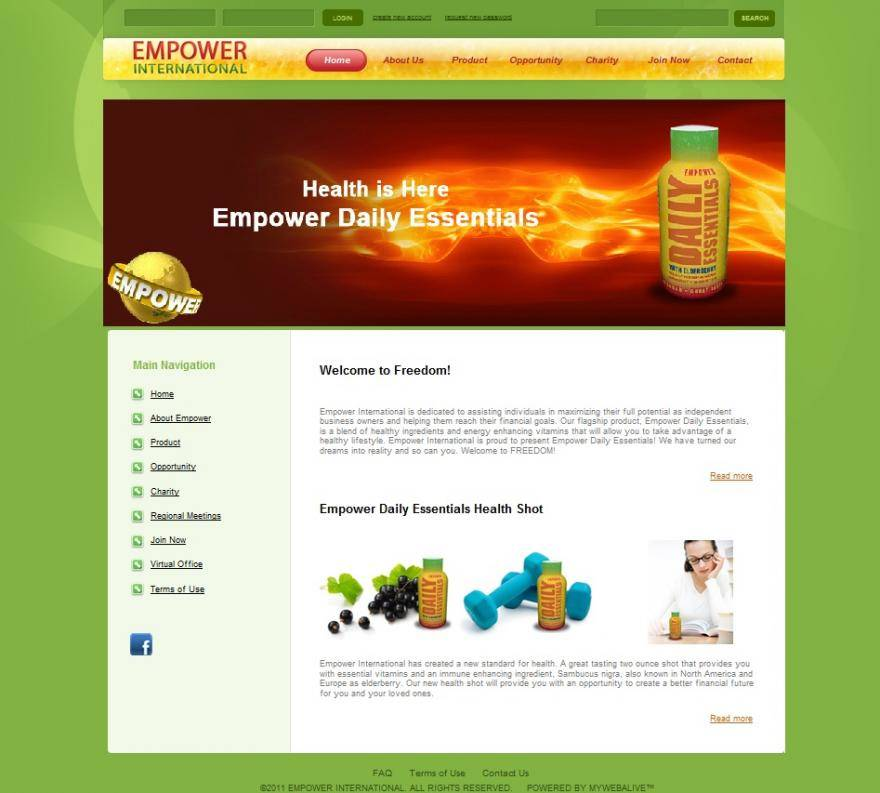 Empower Daily Essentials