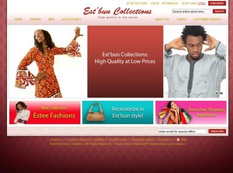 Estbun Fashions