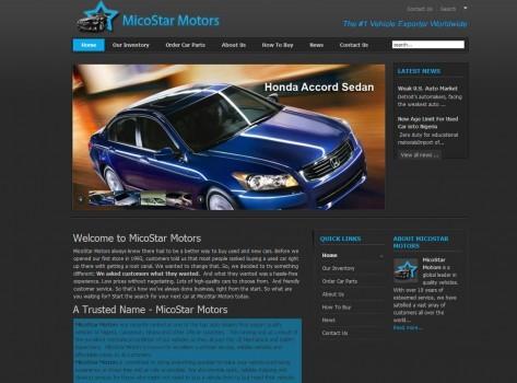Micostar Motors