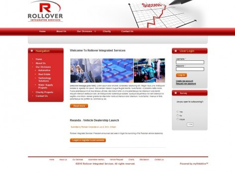 Rollover Integrated Services