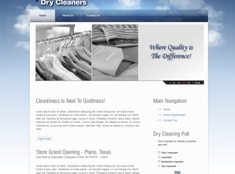 Sparkclean Drycleaners