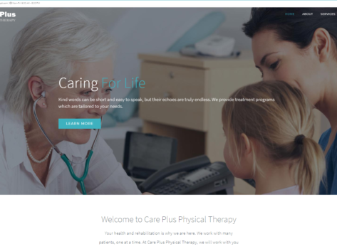 Care Plus Physical Therapy